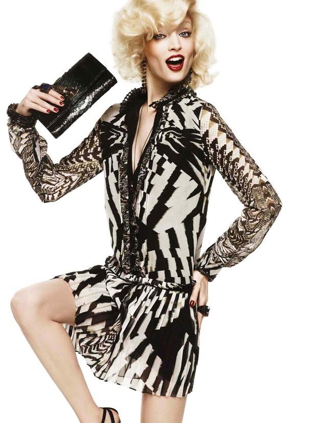 Вышли новые лукбуки Joie, Roberto Cavalli, Juicy Couture и других марок. Изображение № 189.