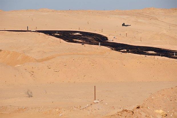Как выглядит борьба человека и пустыни . Изображение № 18.