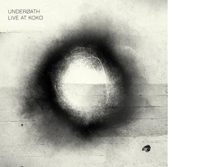 Underoath записали концертный альбом. Изображение № 1.