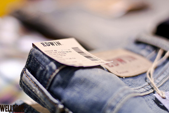 """Новый магазин одежды """"Welldone"""" в FLACON'е. Изображение № 31."""