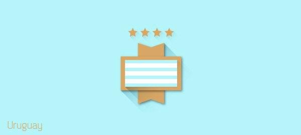 Представлены «плоские» версии гербов национальных сборных . Изображение № 14.