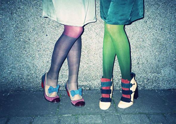 Изображение 4. KRON by KronKron: исландская обувь.. Изображение № 4.