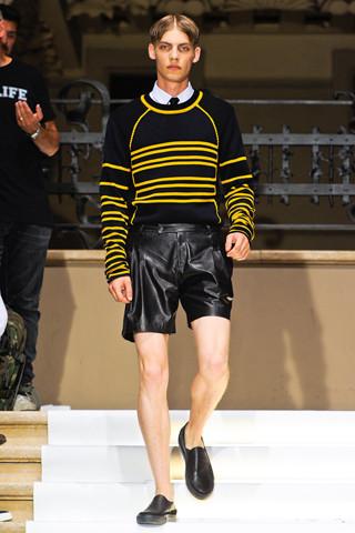 Неделя мужской моды в Милане: День 1. Изображение № 39.