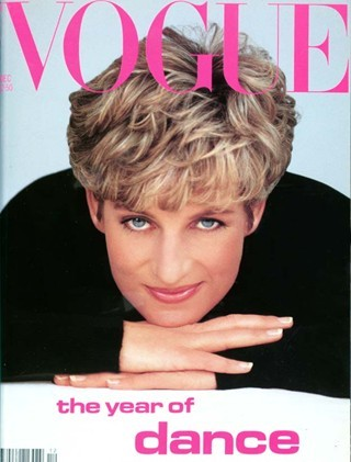 История глазами обложки Vogue (Британия). Изображение № 54.