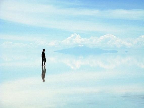 Изображение 4. Зеркало Земли - озеро Salar de Uyuni.. Изображение № 8.