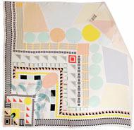 Завязать: 11 марок платков с принтами. Изображение № 53.