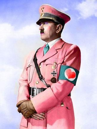 Гитлер в рекламе. Изображение № 1.