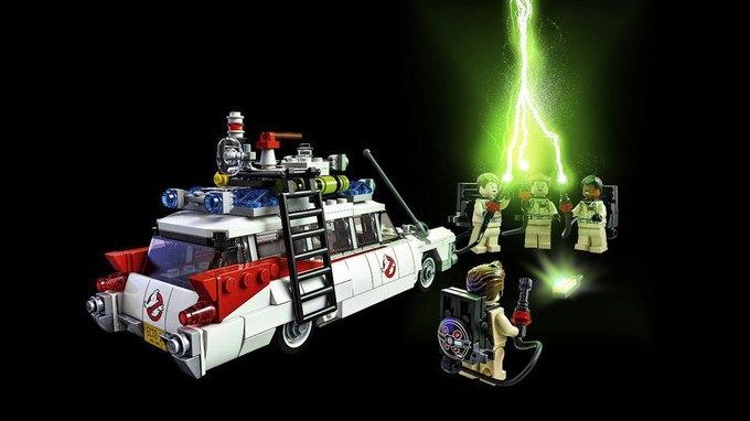 Опубликованы первые фотографии набора «Охотников за привидениями» LEGO. Изображение № 4.