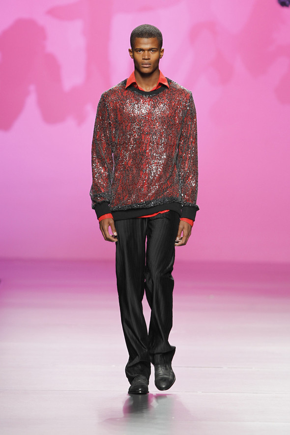 Madrid Fashion Week SS 2012: Francis Montesinos. Изображение № 21.