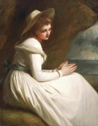 Муза Джорджа Ромнея. Эмма Харт. Изображение № 5.