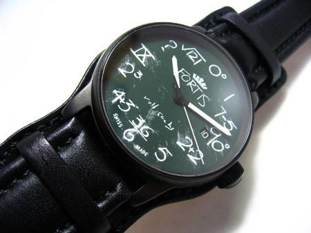 Часы Fortis IQдизайнера Рольфа Сакса. Изображение № 3.