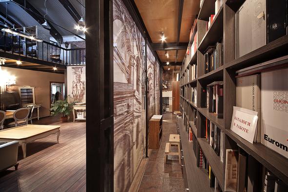 Изображение 5. Они делают дизайн интерьера. Дом Архитекторов.. Изображение № 5.
