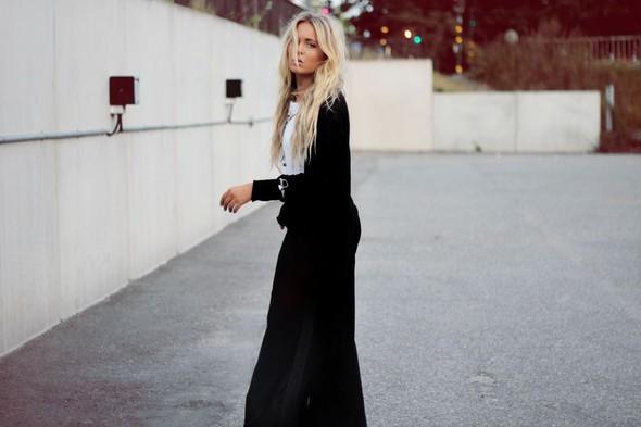 Fanny Lycman. Fashion-блоггер из Стокгольма. Изображение № 2.