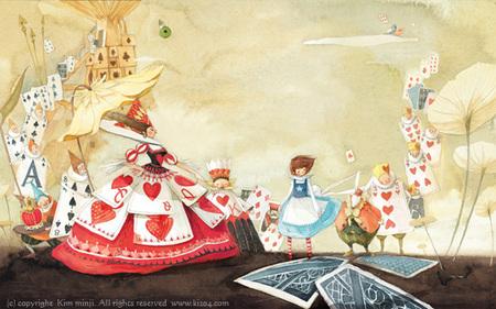 Kimmin ji– акварель видеальном исполнении. Изображение № 14.