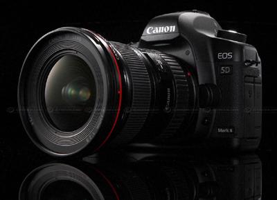 5D Mark IIдебют FullHD-видео вDSLR-камерах. Изображение № 1.