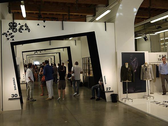 Павильон L'Altro Uomo — один из самых интересных и по устройству, и по составу участников. Изображение № 12.