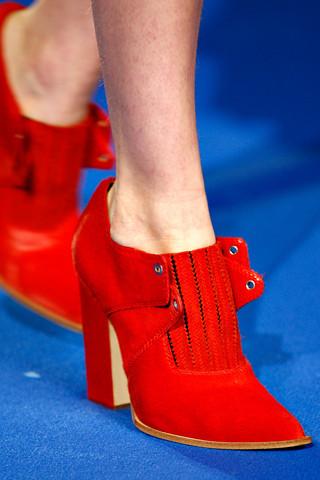 Изображение 12. Неделя моды в Нью-Йорке: обувь.. Изображение № 12.