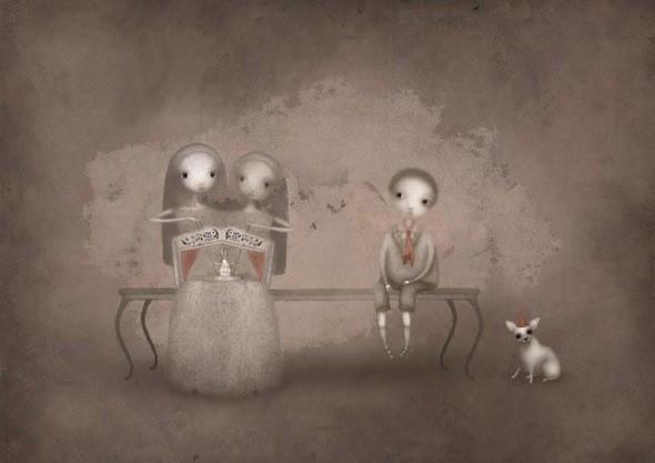 Изображение 14. Сказки на ночь от Лизы Эванс (Lisa Evans).. Изображение № 27.