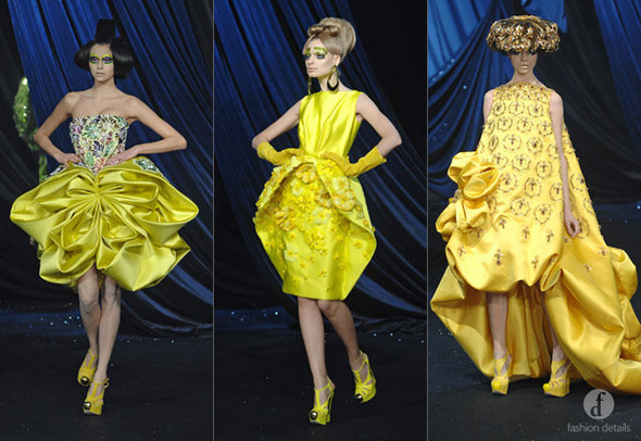 Изображение 16. Платье-баллон – классика, проверенная временем.. Изображение № 16.