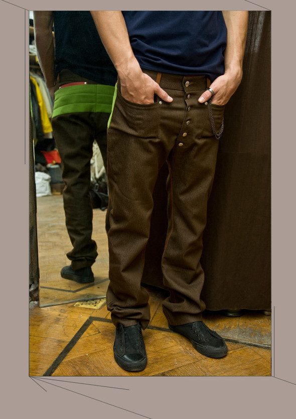 GeraGold мужская одежда. Изображение № 7.