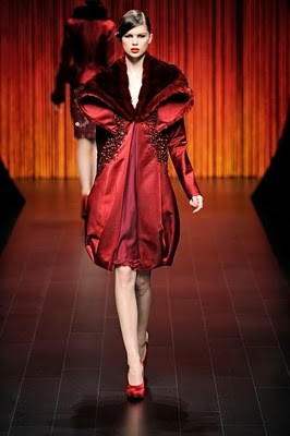 Georges Hobeika fall-winter 2010/2011. Изображение № 12.