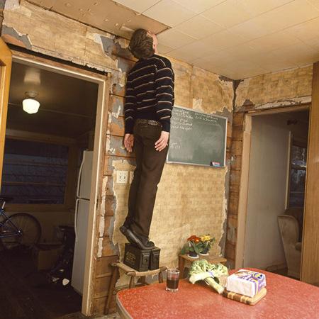 Фред Мурам Целуя потолок. Изображение № 4.