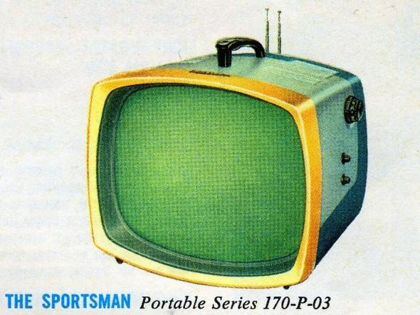 Телевизоры 1960х годов. Изображение № 3.