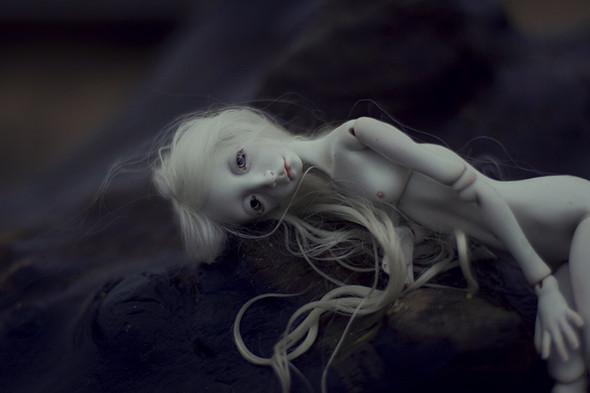 Изображение 22. Фарфоровые куклы Лидии Снуль.. Изображение № 7.