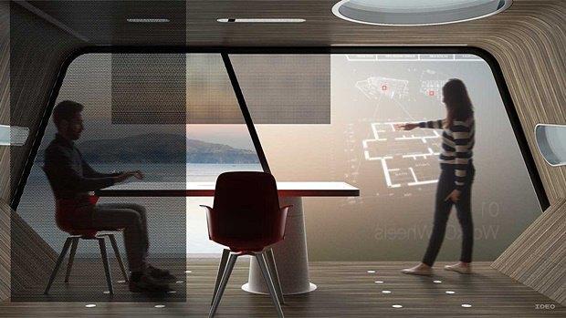 Концепт: как будет выглядеть транспорт в 2029 году. Изображение № 31.