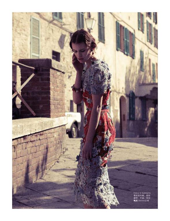 Съёмки: Playing Fashion, Schon, Vogue и другие. Изображение № 23.