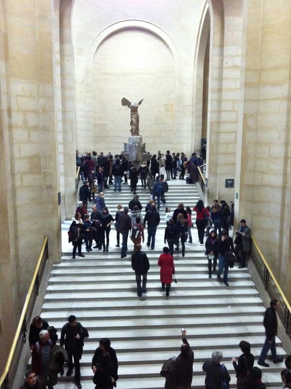 День в Лувре. Изображение № 2.