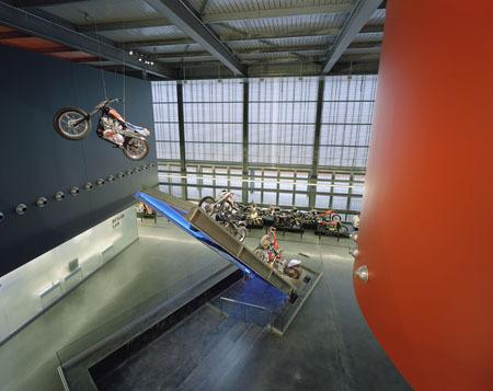 Музей Harley-Davidson вМилуоки. Изображение № 19.