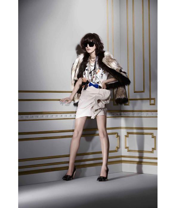 Коллекцию Lanvin для H&M показали полностью. Изображение № 11.
