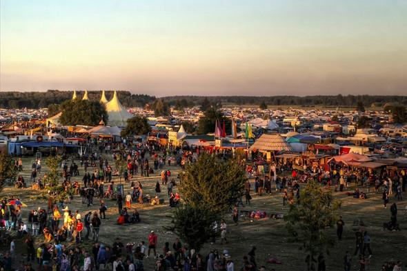 Фестиваль Fusion 2011. Изображение № 22.