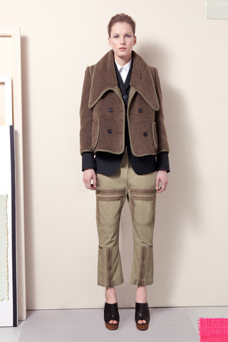 Stella McCartney Pre-Fall 2012. Изображение № 14.