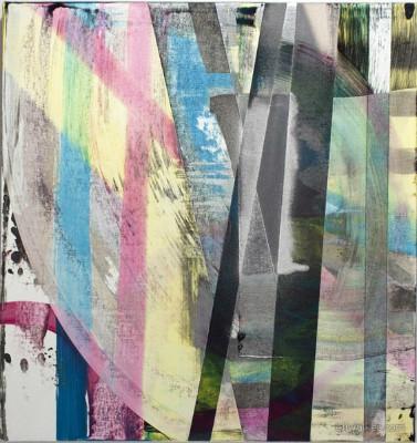 Точка, точка, запятая: 10 современных абстракционистов. Изображение № 65.