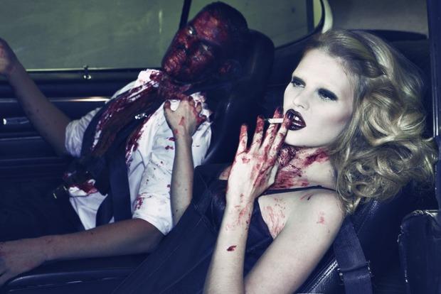 Зловещие мертвецы: 10 съемок к Хеллоуину. Изображение №64.