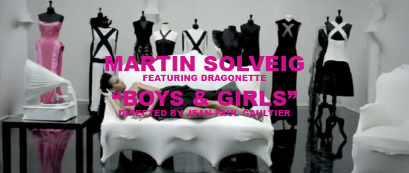 Martin Solveig – Boys & Girls (feat. Dragonette). Изображение № 1.