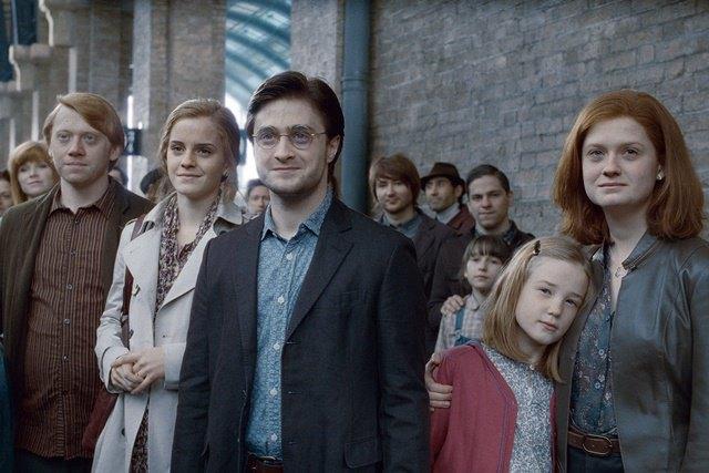 Кадр из фильма «Гарри Поттер и Дары Смерти. Часть 2» . Изображение № 1.