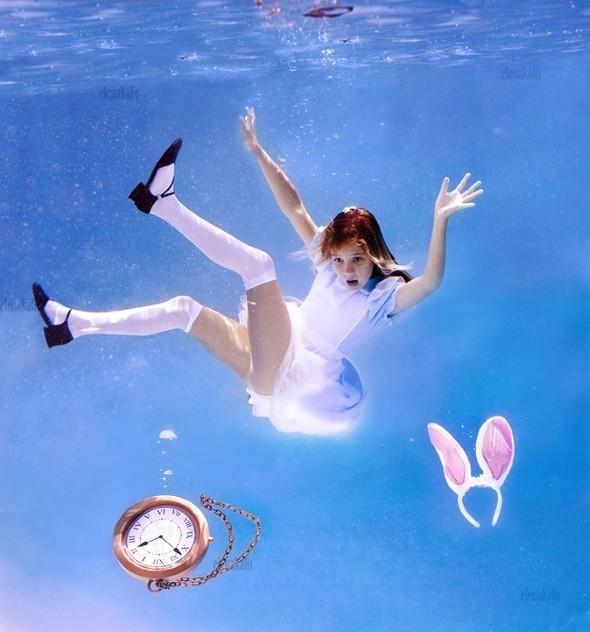 Alice in Waterland. Изображение № 6.