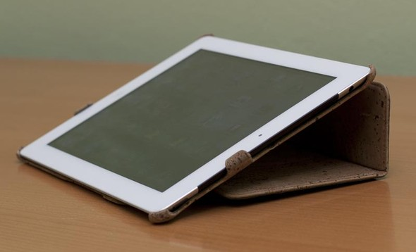 Пробковая защита - задайте стиль вашему планшету. Изображение № 4.