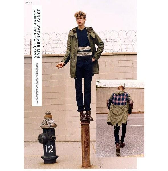 Мужские лукбуки: Hermes, Barneys и Rick Owens. Изображение № 17.