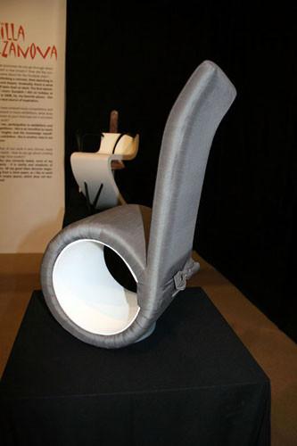 Милла Резанова на SaloneSatellite-2010. Изображение № 4.