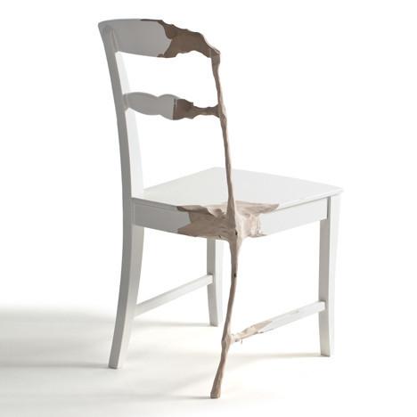 Хрупкий стульчик от Tjep. Изображение № 1.