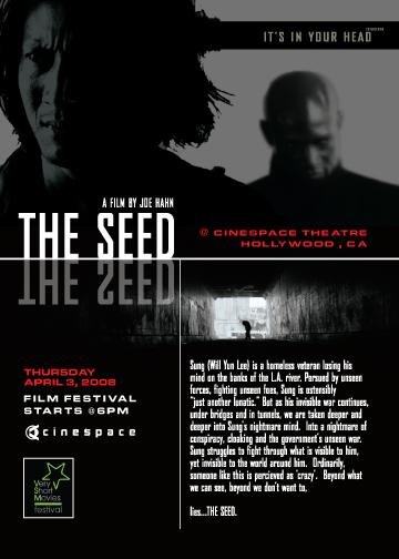 "Короткометражка ДжоХана ""The seed"". Изображение № 2."