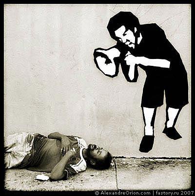Граффити Александрэ Ориона. Изображение № 13.