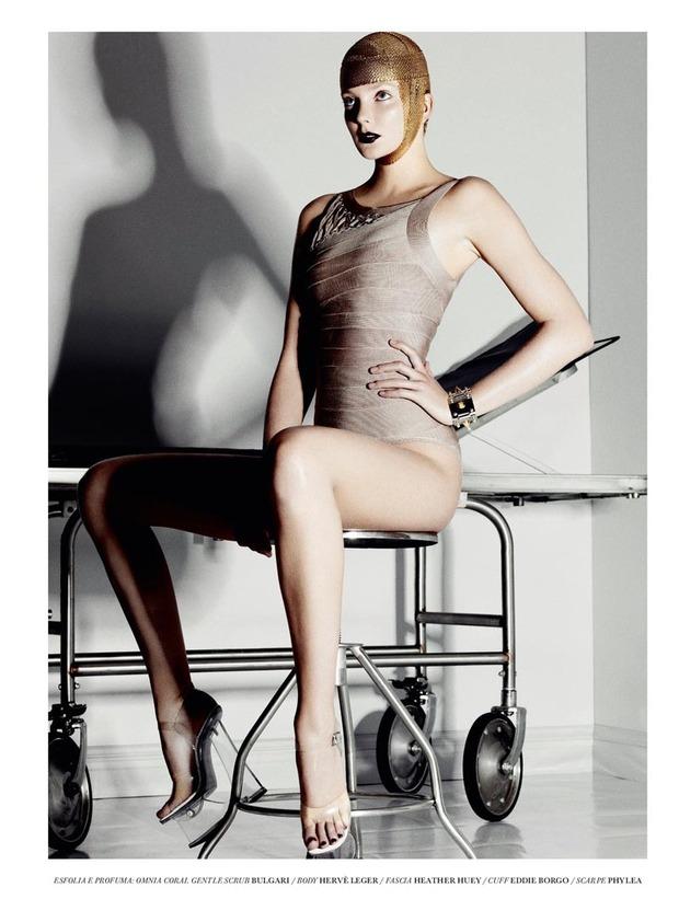 Вышли новые съемки из Bon, Flair, Vogue и других журналов. Изображение № 20.