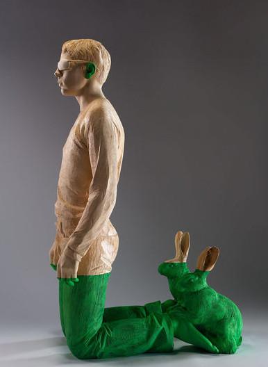 Скульпторы: Willy Verginer. Изображение № 15.