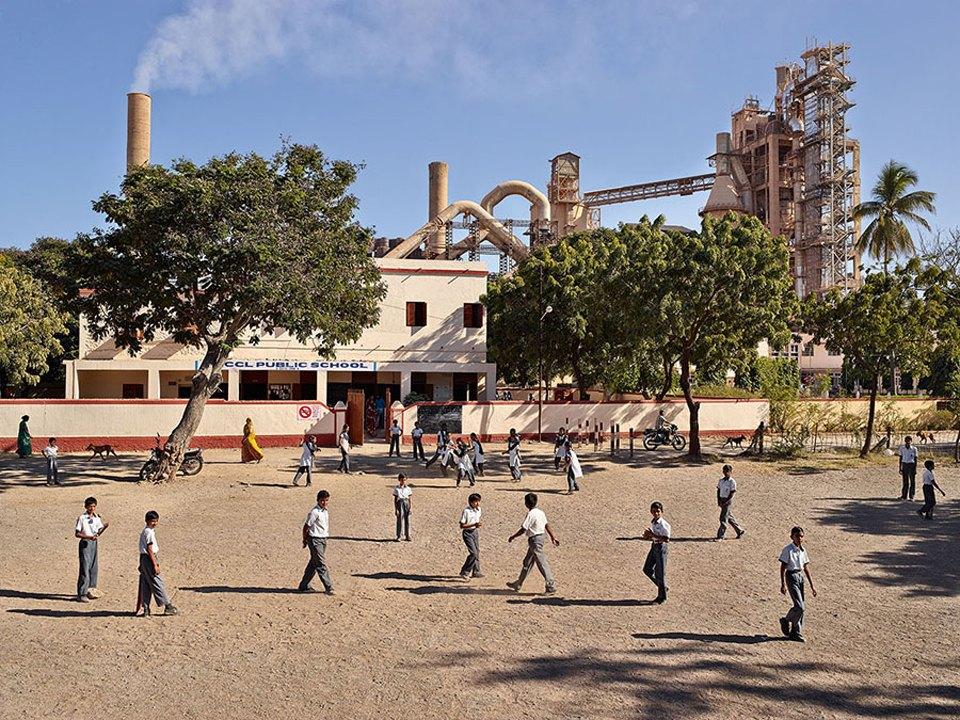 Фото: как выглядят детские площадки вразных странах мира . Изображение № 12.