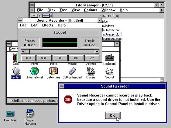Изображение 4. Эволюция Windows.. Изображение № 4.